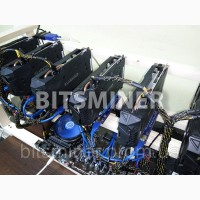 Прибыльная майнинг ферма на 6 видеокарт GIGABYTE GTX1060 3GB