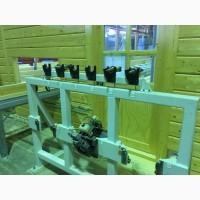 Полный комплект оборудования для производства клееных деревянных балок Grecon