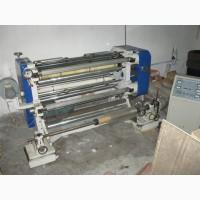 Продам станок для резки рулонных материалов (рулонорезка)