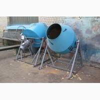 Бетономешалка - 350 литров, 380 В, редуктор