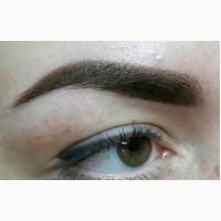 Перманентный макияж бровей, губ и век