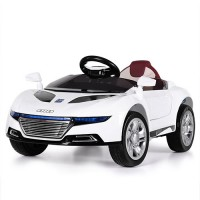 Электромобиль Audi М 2448 white