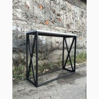 Столы из металла, Лофт мебель, стулья металлические, мебель под заказ