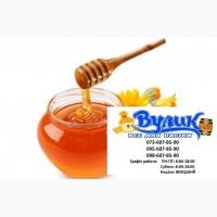 Куплю мед оптом дорого від 300 кг Кіровоградська обл
