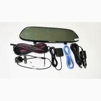 D36 Зеркало регистратор, 7 сенсор, 2 камеры, GPS навигатор, WiFi, 16Gb, Android, 3G
