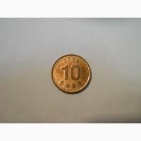 Южная Корея-10 вон (2009)