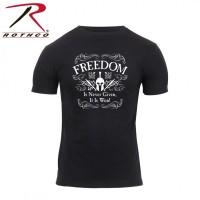 Футболка FREEDOM производства Rothco USA
