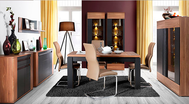 Фото 11. Мебель для гостиной Forte (Польша)