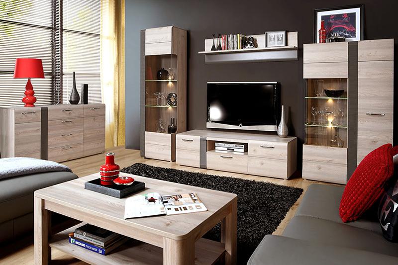 Фото 6. Мебель для гостиной Forte (Польша)