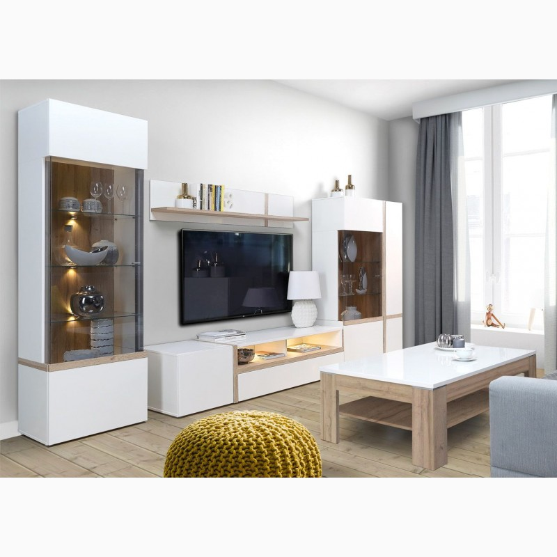 Фото 7. Мебель для гостиной Forte (Польша)