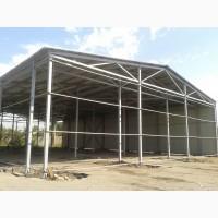 Строительство складов и ангаров под ключ в Украине