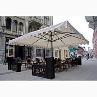 Зонт гигант от фирмы Scolaro (Италия), модель называется - Capri