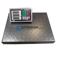 Товарные платформенные весы ВТ от 300х400 до 600х800 мм от 150 до 600 кг