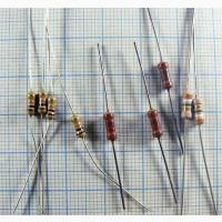 За 340 Грн продаётся набор выводных резисторов 0.25вт 5% 170 номиналов по 10 шт. каждого