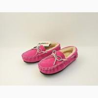 21 см Мокасины детские Lamo Britain розовые