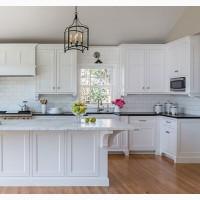 Кухонный гарнитур из массива дуба WoodLoft под заказ. Одесса