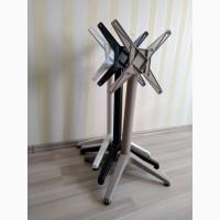 Опора складывающееся для стола из алюминия Е-9807, подстолье, база, основание для столов