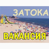 Работа на море Затока (Одесская область)