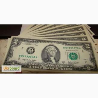 Легендарная Купюра 2 доллара - доступность, оригинальность, эксклюзивность, уместность