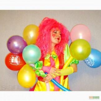 Аниматоры на детский день рождения Харьков. Клоуны Харьков цена. Детский праздник. Фиксики