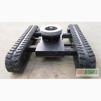 Продам/купить: резиновые гусеницы и ходовая для экскаваторов, Ровенская обл - Ukrboard