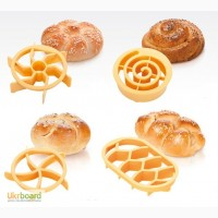 Тескома - формочки для булочек