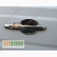 Хром Накладки на дверные ручки (нерж.) Mercedes Vito