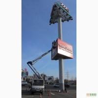 Услуги автовышки от 14 до 28 метров в Одессе