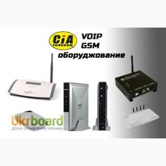 GSM/VoiP шлюзы от ведущих производителей