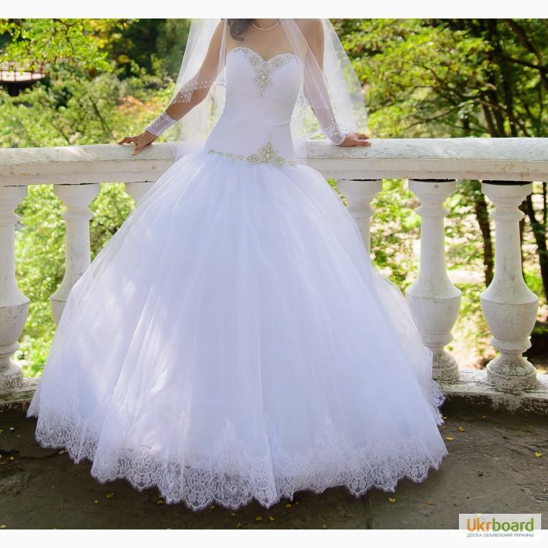 Купить бу свадебное платье