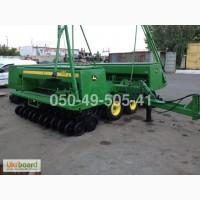 Зернова механчна сівалка John Deere 455 б/у купити в Україні