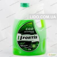 Антифриз Fortis ECO Green (зелений) 5кг