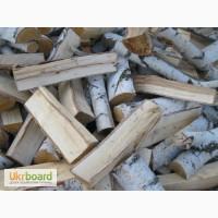 Продам дрова березовые колотые (с доставкой по Киеву и обл.), недорого