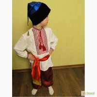 Український костюм на 5-7 років