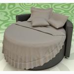 Элитное постельное белье Премиум Сатин Порох