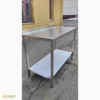 Разделочные столы из нержавейки для общепитов в наличии