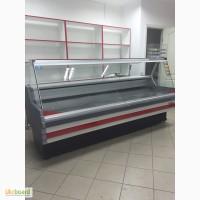 Продам холодильную витрину б/у 2, 5 м Arneg (Италия)