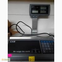 Продав весы б/у CAS (Южная Корея) на 15 кг