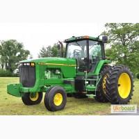 Б/у Трактор John Deere 8100 б/у из США 2WD 160 л.с цена