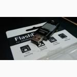 Флэш Накопитель диск Drive 3 разьема Металлический 16, 32 и 64 ГБ