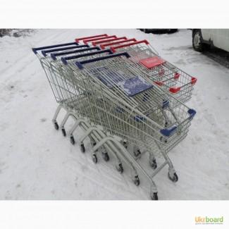 Торговые тележки, тележки для магазинов, тележки для супермаркетов