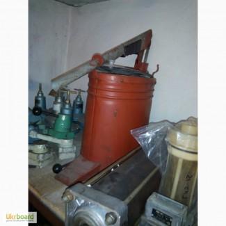 Продам станцию смазки ручную НПГМ складского хранения