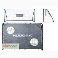 Футбольные ворота с екраном 32мм 213х152см фирмы HUDORA