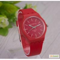 Geneva часы женские мужские годинник унисекс подарок как swatch женева 2017