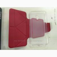 Чехол книжка iMax на Meizu m5, стекло