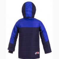 Зимняя теплая куртка с подстежкой для мальчиков, размеры 30- 36 опт и розница