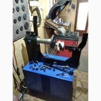 Електрогідравлічний дископравочний станок для легкосплавних дисків LOTUS VS4