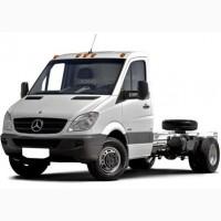 Гидравлика на Mercedes-Benz Sprinter грузовой