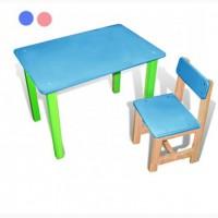 Детские столик со стульчиком 4 сезона -2 продам