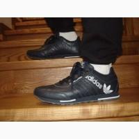 Кроссовки мужские Adidas ( тёмно-синие )